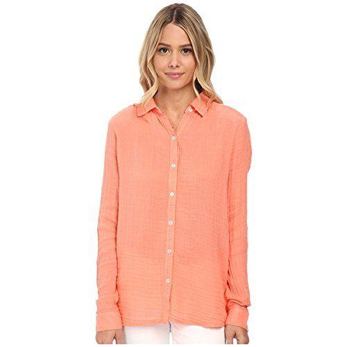 (スリードッツ) Three Dots レディース トップス 長袖シャツ Long Sleeve Shirt 並行輸入品  新品【取り寄せ商品のため、お届けまでに2週間前後かかります。】 カラー:Capri Coral 商品番号:ol-8559834-248122 詳細は http://brand-tsuhan.com/product/%e3%82%b9%e3%83%aa%e3%83%bc%e3%83%89%e3%83%83%e3%83%84-three-dots-%e3%83%ac%e3%83%87%e3%82%a3%e3%83%bc%e3%82%b9-%e3%83%88%e3%83%83%e3%83%97%e3%82%b9-%e9%95%b7%e8%a2%96%e3%82%b7%e3%83%a3%e3%83%84-lon/