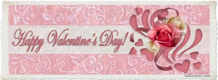 Valentine Day Cover Photos for Facebook | Happy Valentines Day Facebook Timeline Covers