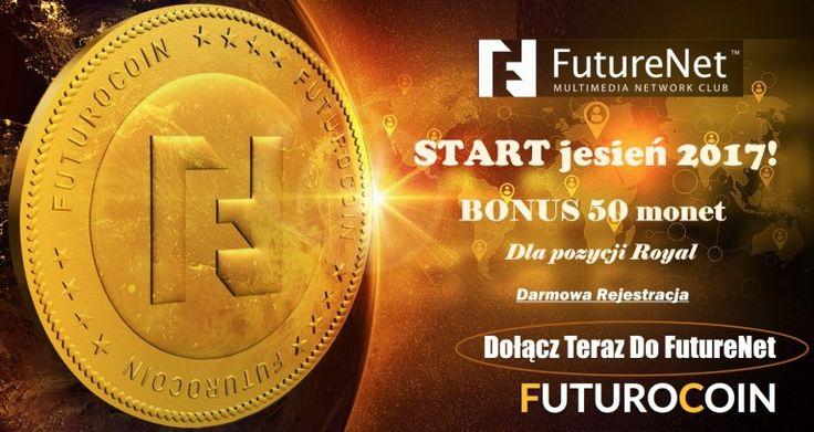 FuturoCoin – Kryptowaluta FutureNet...http://www.futurenet.robertmarciniak.pl/news/