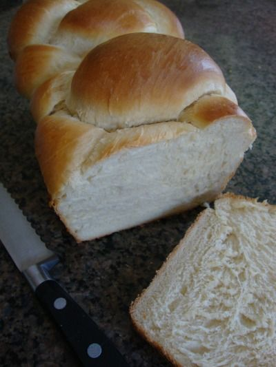 How to make a BRAIDED LOAF of bread.  Step by Step tutorial