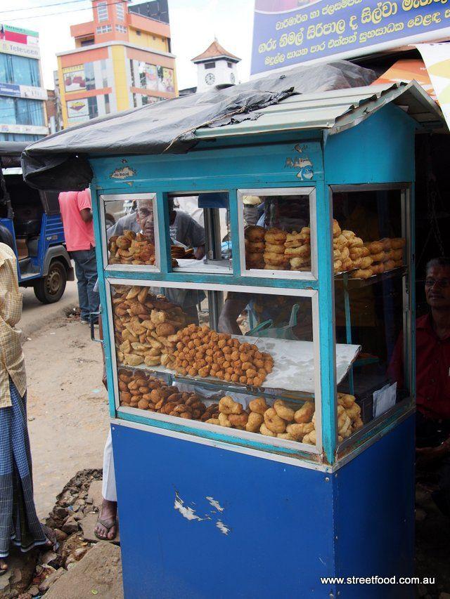 Street Food: Sri Lanka Tour ~ Ella & Badulla