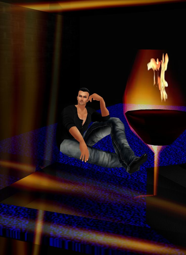 Captured Inside IMVU - Join the Fun! think of ........