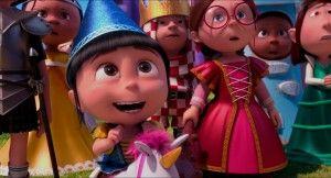 Agnes Party Despicable Me 2
