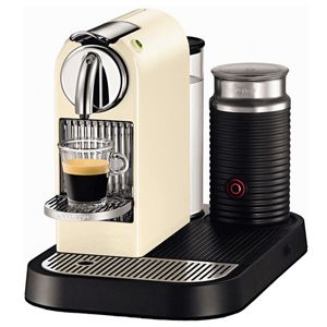 Nespresso Machine - best gadget ever and certainly not destined to gather dust at the back of the cupboard