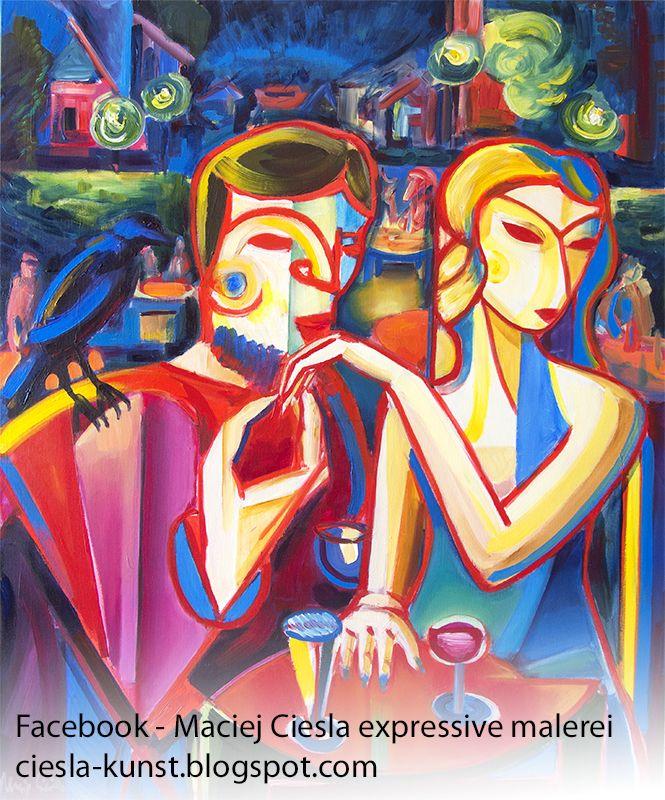 olgemalde des europaischen jungen malers maciej ciesla europaer maler beste bild kunstmacher munchen bremen olmalerei kunstproduktion original gemalde zeitgenössische kunst kaufen die pinakothek der moderne