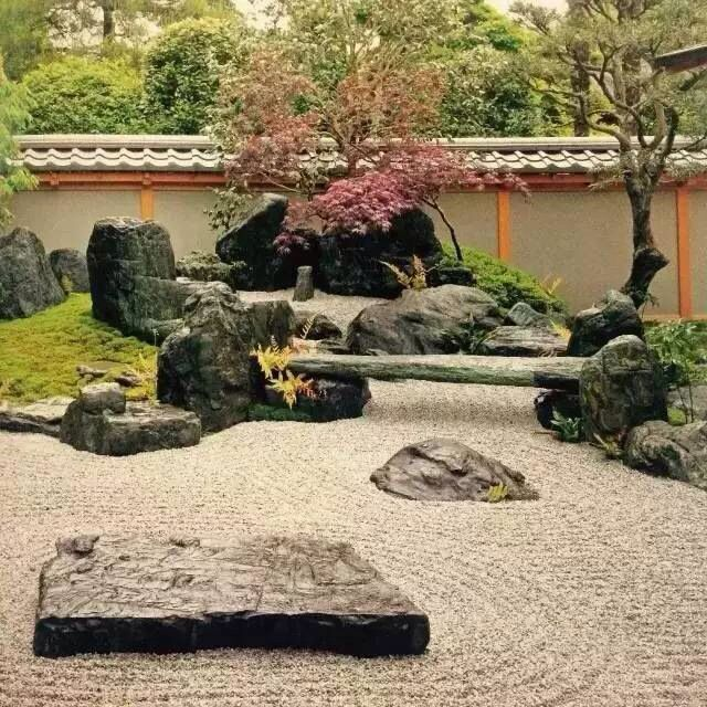 50 best japan gardens images on pinterest japanese for Feng shui garden layout