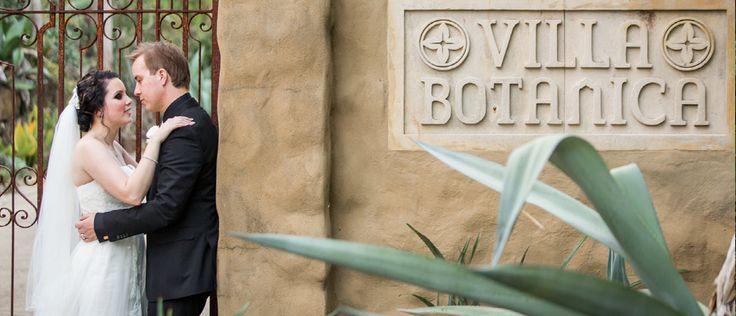 Casey   Mark's Wedding Video Villa Botanica