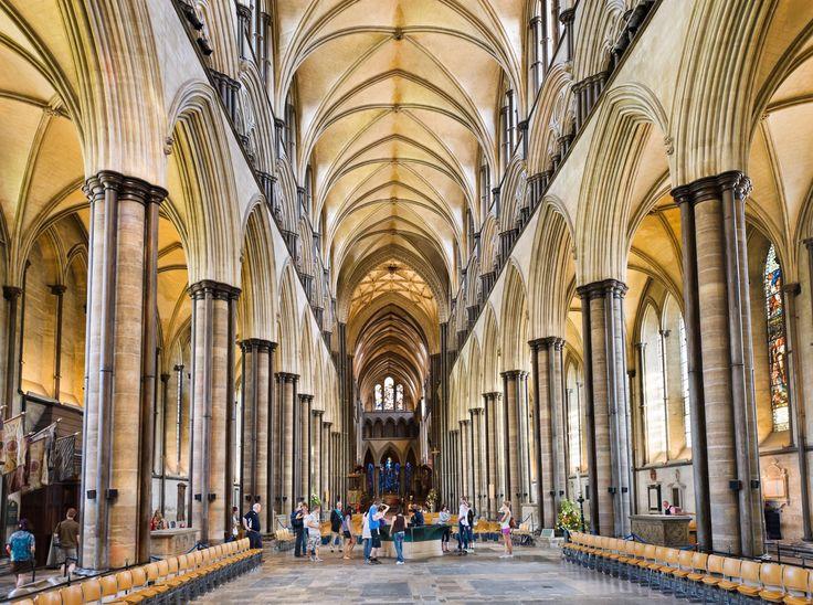 Holiday hotspots: where to go in 2015 Salisbury, UK