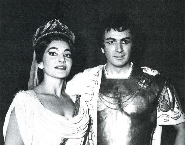 Callas et Corelli - Norma Opera Paris 1964 (1023×800)