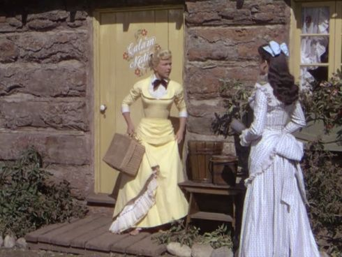 Calamity Jane: Doris Day and Allyn Ann McLerie