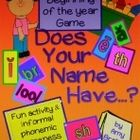 """This fun and engaging game is great as a beginning of the year """"getting to know you"""" activity. Each student receives a one page game sheet with 30 ..."""