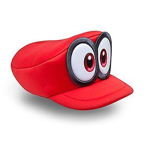 Super Mario Odyssey Cappy Cosplay Hat   ThinkGeek
