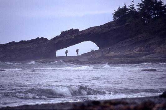 West Coast Trail - Arch