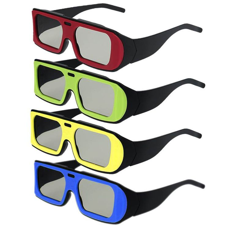 >> Click to Buy << Newest Fashion Frame 0.42mm Thickness Passive 3D Glasses for RealD 3D Cinemas and LG Passive 3D TV Circular Polarized #Affiliate
