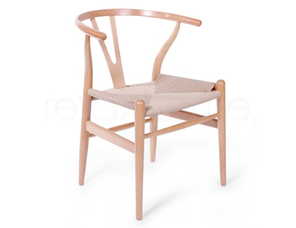 Wishbone chair knock off furniture pinterest for Wishbone chair knock off