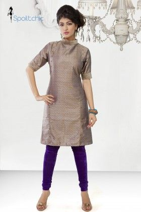 kurti boat neck designs - Google Search