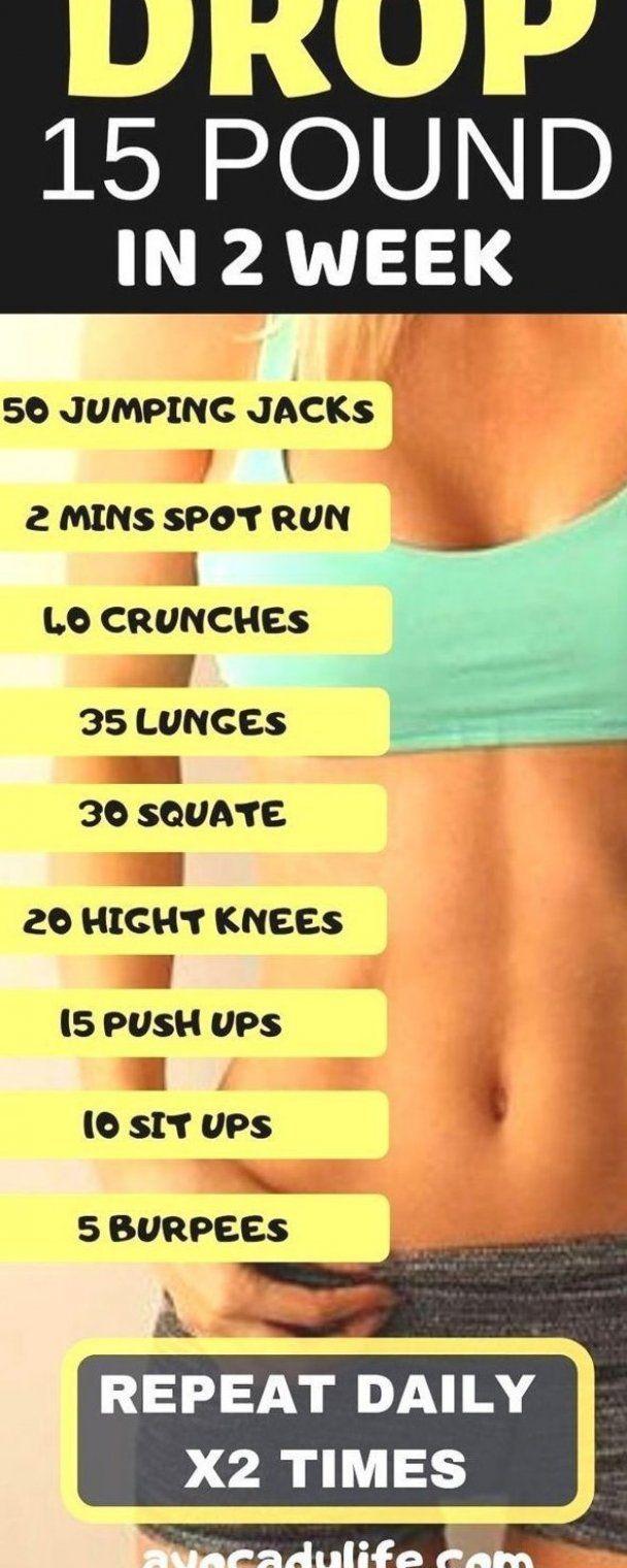 Abendessen, um in einer Woche Gewicht zu verlieren