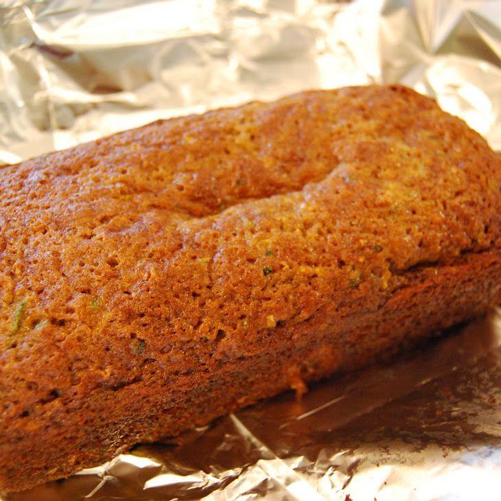 Zucchini Applesauce Bread Recipe | Favorite Recipes | Pinterest