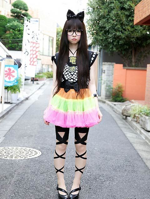 Tokyo Street Fashion: people are walking works of art - Lost At E Minor: For creative people