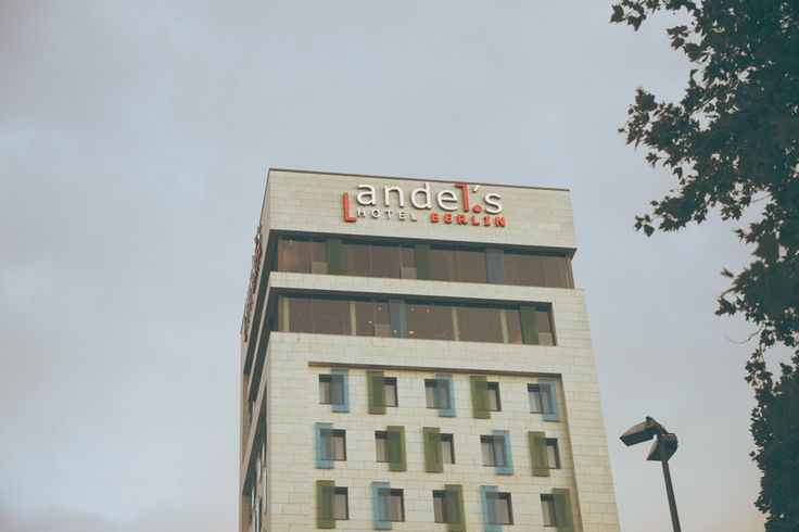 andel's Hotel Berlin (CC BY-NC-ND)