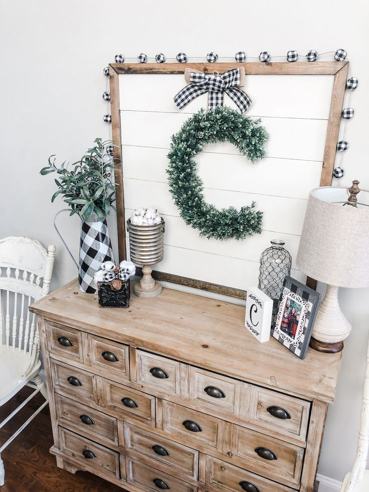 How to incorporate Buffalo Check in your decor during the winter