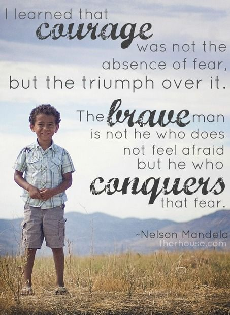 Nelson Mandela Quotes | I am the captain of my soul.