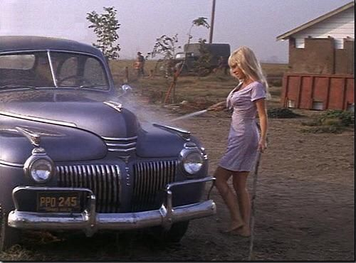 Joy Harmon's most lasting screen contribution came in 1967 when she was cast in Stuart Rosenberg's Cool Hand Luke.
