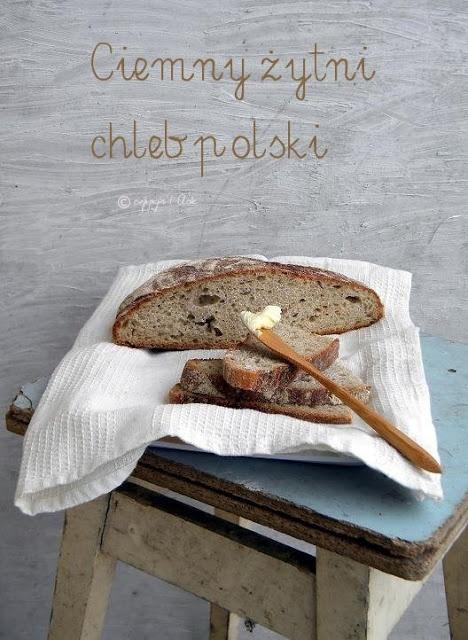 Chleb żytni polski [zakwas]