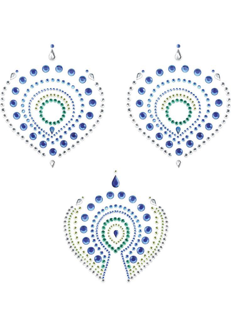 Flamboyante Adhesive Body Jewels