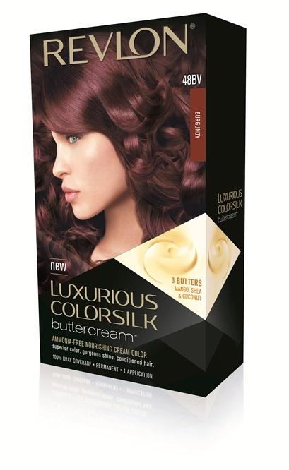Revlon Luxurious Colorsilk Buttercream Haircolor In