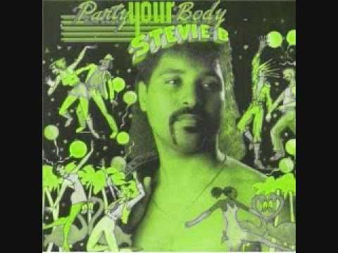 "Stevie B - ""Party Your Body"".  Brings back memories of dances in the 80s, haha!"