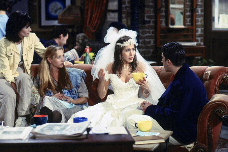 Friends fan theory suggests the whole thing was in Rachel s head #Celebrity #friends #rachel #suggests #theory