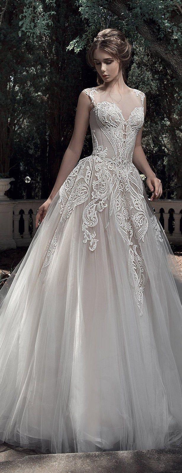 Milva 2017 Wedding Dresses – Sunrise Collection....absolutely beautiful!!