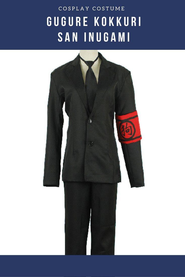 Gugure Kokkuri San Inugami Cosplay Costume