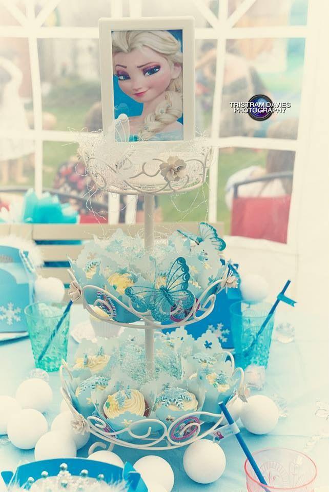 Frozen cupcakes x