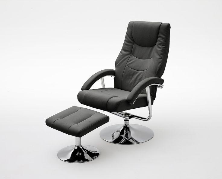 Relax-SesselVegas mit Hocker Absolut hochwertig verarbeiteter bequemer Wohnsessel in ansprechendem Design. Ein zeitloses Möbelstück zum Entspannen mit raffinierten Details für einen erstklassigen...