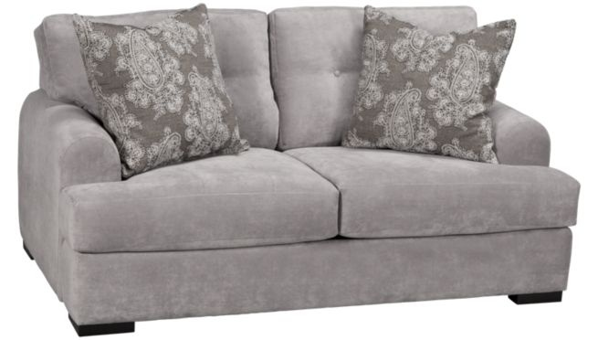 Love seat: Couch Ideas, Rooms Seats, Jordans Furniture, Loveseats, Studios Couch,  Day Beds