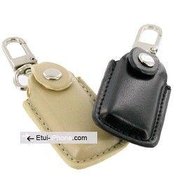 Porte cle cuir iPod New Shuffle sur http://www.etui-iphone.com/ rubirque #ipod #shuffle