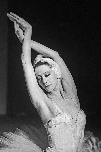 Майя Плисецкая(1925 - 2015) - ВТО..