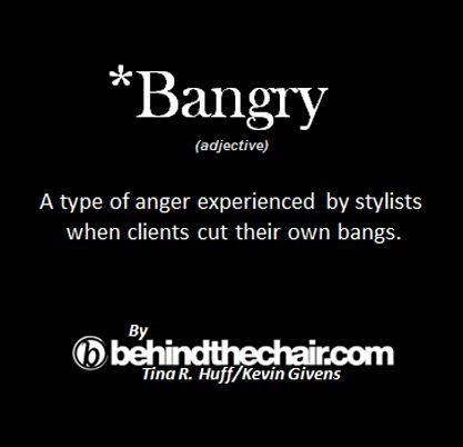 UM ... so bangry at my 3:00!
