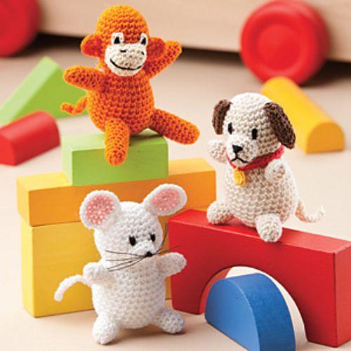 Amigurumi Craft Magazine : 17 Best images about Crochet toys on Pinterest Free ...