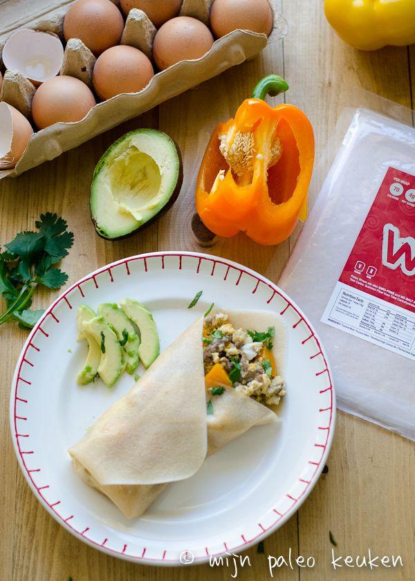 paleo wraps ontbijt burrito-4