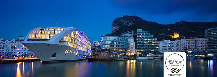 Sunborn Gibraltar   5* Hotels in Gibraltar  Official Website