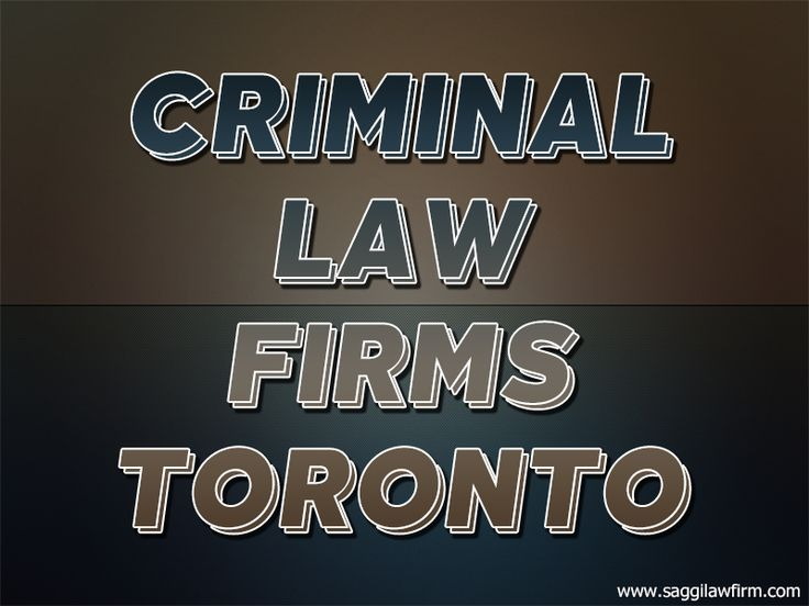 A lawyer having studied and specialized in criminal law is known as a criminal law lawyer. Click this site http://saggilawfirm.com/criminal-lawyer-toronto/ for more information on Criminal Law Firms Toronto. Such a lawyer is qualified for defending someone who is alleged to have committed a crime, as also the government for prosecuting the alleged accused. Therefore make sure you opt for the best and the most suitable criminal lawyer Toronto. Follow Us: http://www.folkd.com/user/saggilawfirm