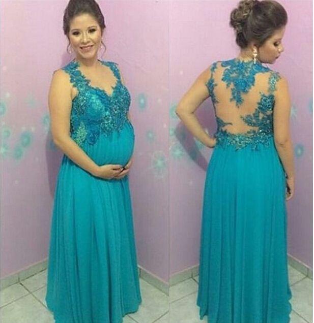 Maternity Prom Dresses
