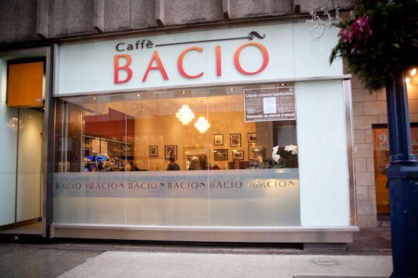 Caffe Bacio Toronto