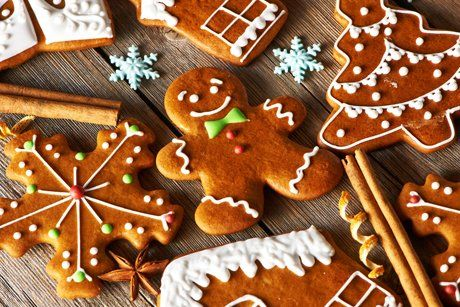 Herrlich wird ihr Haus duften, wenn sie diese Lebkuchen Kekse backen. Ein Rezept, wo auch die Kinder mithelfen können.