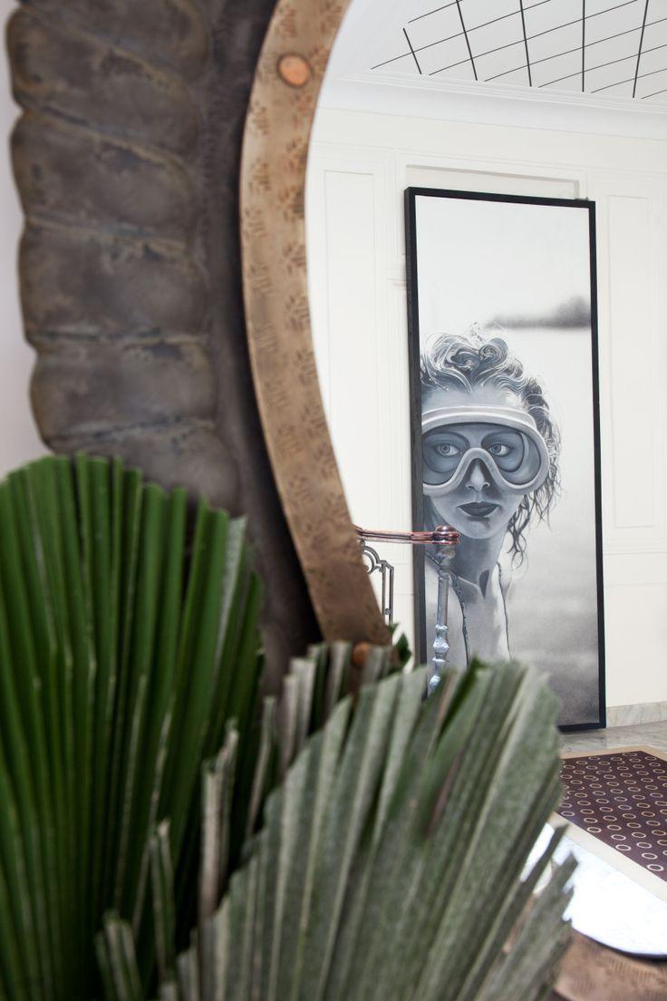 Reflections  #capritiberiopalace #capri #italy #luxuryboutiquehotel