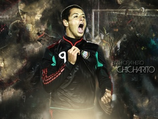 Chicharito <3 My Dear Mexico, You sure know how to give us some good lookin soccer players!