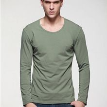 custom plain long sleeve t shirt men hight quality and fashion style  best buy follow this link http://shopingayo.space